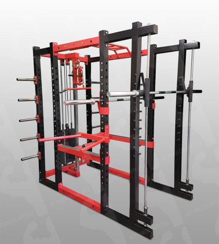 Multifunctional Power Rack
