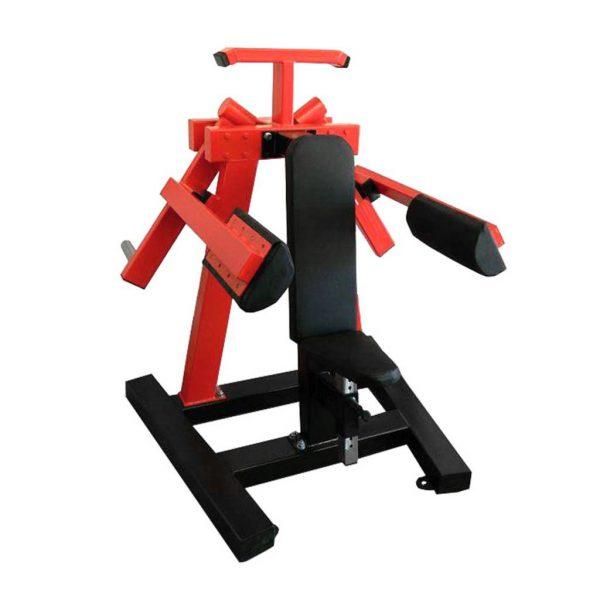 shoulder raises machine