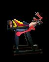 Reverse-Hyperextension-Machine