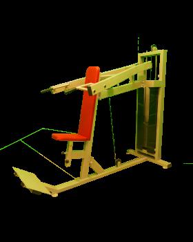 Shoulder-Press-Machine