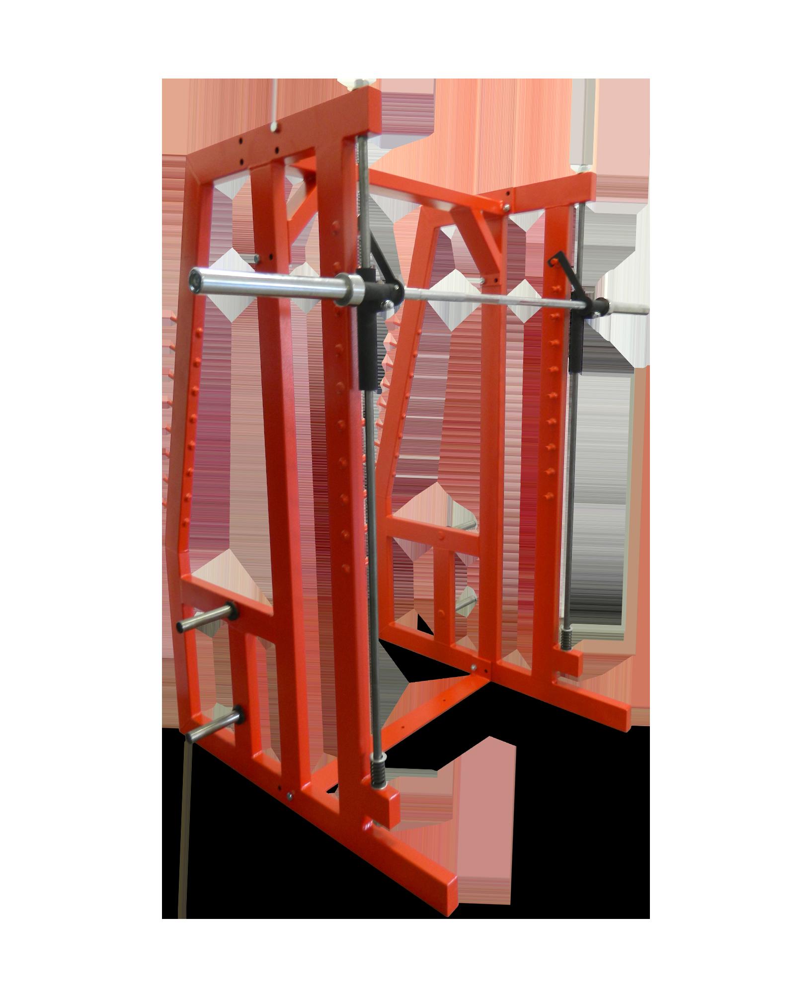 Máquina Smith - Rack de Sentadillas - gymequip.eu