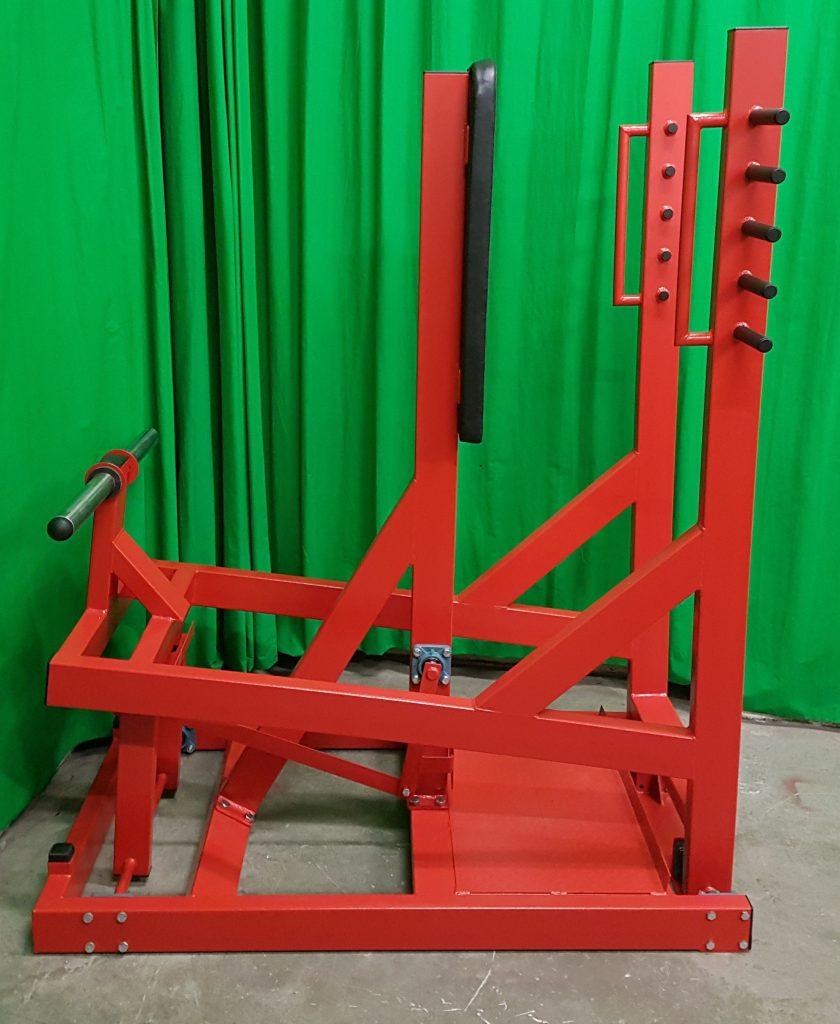 Standing-Chest-Press-Machine-9