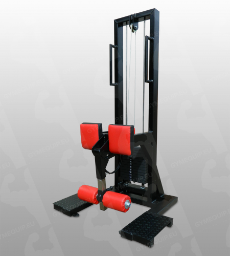 Standing Leg Curl Machine