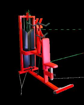 тренажер-трицепс-машина