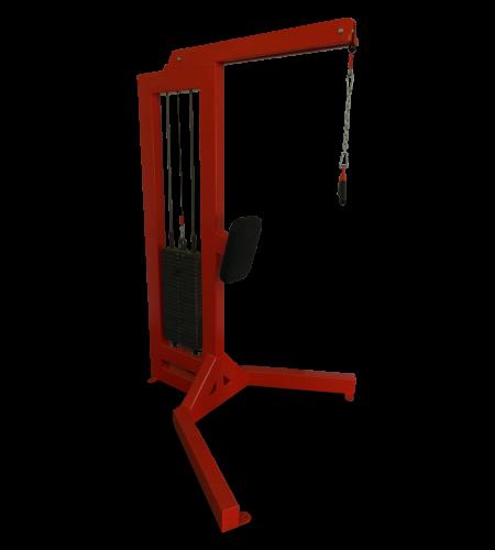 Triceps-Pushdown-Machine