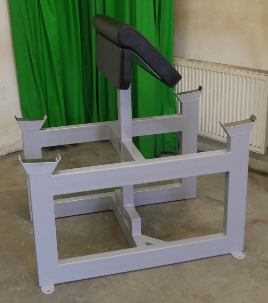 Two Sided Scott Bench